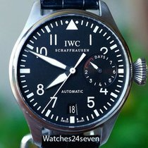 IWC Big Pilot Automatic 7 Day Power Reserve 46 mm, Ref. 5004-01