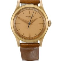Patek Philippe | A Pink Gold Centre Seconds Wristwatch Ref...