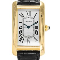 Cartier Watch Tank Americaine W2603156
