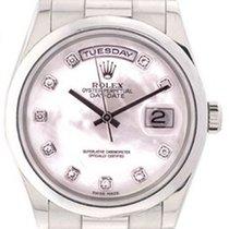 ロレックス (Rolex) Men's Rolex President Day-Date Watch 118209