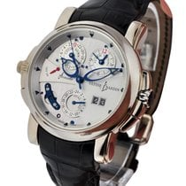 Ulysse Nardin Sonata Cathedral Mens 42mm Automatic in White Gold