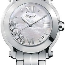 Chopard Happy Sport Round Quartz 36mm 278477-3002