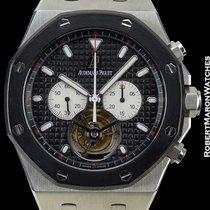Audemars Piguet Royal Oak Tourbillon Chronograph Steel Limited...