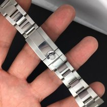 Rolex Yachtmaster Ii Oyster Stainless Steel Band 44mm Ref No...
