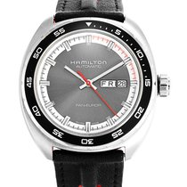 Hamilton Watch Pan Europ H354150
