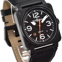 Bell & Ross BR03-92 Orange Carbon Limited Edition 496/500...