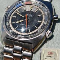 Omega Seamaster Chronostop Regatta 1968 Grandi Dimensioni...