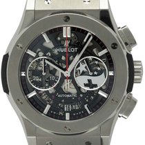 Hublot : Classic Fusion Aero 65th Anniversary Swiss China : ...