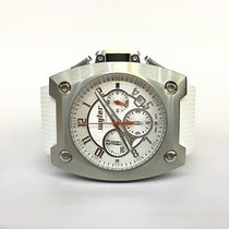Wyler Code-R Incaflex Chronograph Stainless Steel Titanium ...