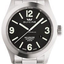 Glycine Incursore automatic Sap 46mm 200M