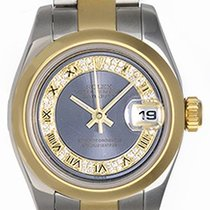 Rolex Ladies 2-tone Datejust Watch 179163