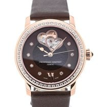 Frederique Constant Ladies Automatic 34 Double Heart Beat...