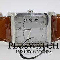 Baume & Mercier HAMPTON Rectangular Mens Watch M0A10153 T