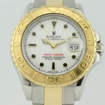 Rolex Oyster Perpetual Date Yacht-Master Automatic Steel-18k Gold