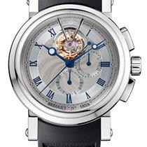 Breguet Brequet Marine 5837 Platinum Men's Watch