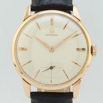 Omega Vintage Manual Winding 18K Gold