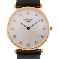 Longines La Grande Classique de Longines with Diamonds