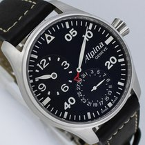 Alpina Startimer Pilot Regulator Manufacture