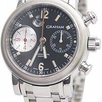 Graham Foudroyante Grey Dial Men's Automatic Watch