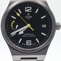 Tudor North Flag 91210n-91760 Power Reserve Automatic Watch On...