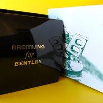 Breitling For Bentley Box Uhrenbox Watch Box Case Caja De...