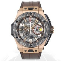 Hublot Big Bang Ferrari King Gold Carbon - 401.OJ.0123.VR