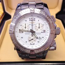 Breitling Emergency Mission A73321 - Serviced By Breitling