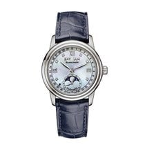 Blancpain Leman Stainless Steel Automatic Ladies Watch...