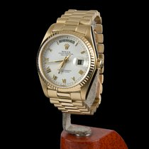 Rolex Oyster Perpetual Day-Date Yellow Gold  Men Size