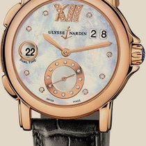 Ulysse Nardin Classical Dual Time Ladies Small Seconds