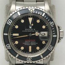 Rolex 1680 Vintage Red Submariner Serial: 26xxxxx Good Condition