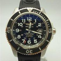 Breitling Superocean II 44mm Black Dial C A17392D7BD68227S