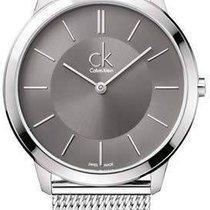 ck Calvin Klein minimal Herrenuhr K3M21124
