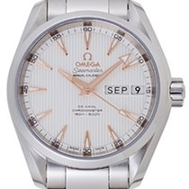 Omega Seamaster Aqua Terra Annual Calend. Ref. 231.10.39.22.02...