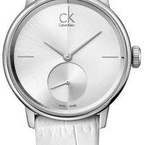 ck Calvin Klein Accent K2Y231K6 Elegante Damenuhr Design...