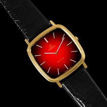 Omega 1979 De Ville Vintage Mens Handwound Ultra Thin Dress Watch