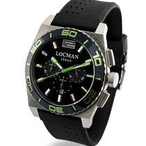Locman Stealth 021200KG-BKKSIK Quarz Chronograph Men's Watch