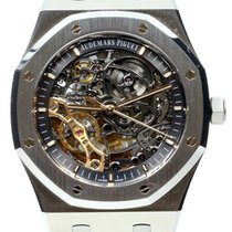 Audemars Piguet 15407ST.OO.1220ST.01 Royal Oak Double Balance...