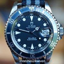 Tudor Rolex Prince Oysterdate Submariner Black 40mm