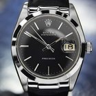 Rolex Oysterdate Precision 6694 Vintage Mens Swiss Made 1967...