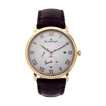 Blancpain Villeret - NEW - 2017 with B + P Listprice €...