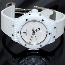 Hublot Big Bang 41 mm Caviar White Ceramic