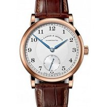 A. Lange & Söhne 235.032 1815 Small Seconds Mens in Rose...
