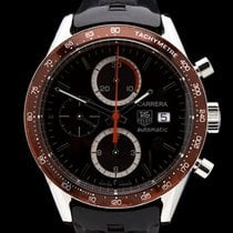 TAG Heuer Carrera Chronograph Stainless Steel Gents CV2013