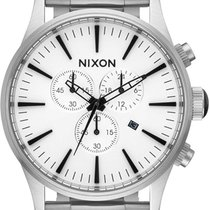 Nixon Sentry Chrono A386-2450 Herrenchronograph Design Highlight
