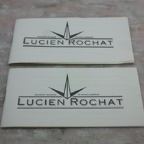 Lucien Rochat vintage warranty  booklets and papers newoldstock
