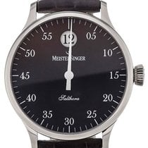 Meistersinger Salthora 40 Automatic Black Dial