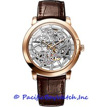 Harry Winston Midnight Skeleton MIDAHM42RR001