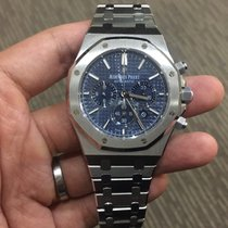 Audemars Piguet Royal Oak Chronograph Blue 6 Months Old