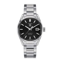 TAG Heuer Carrera 39mm Date Automatic Mens Watch Ref WAR211A.B...